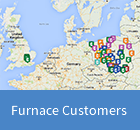 A Map of Furnace Customers