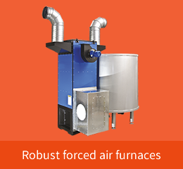 Robust forced air furnaces